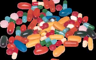 Какие антибиотики принимать при флюсе: препараты, показания, для детей