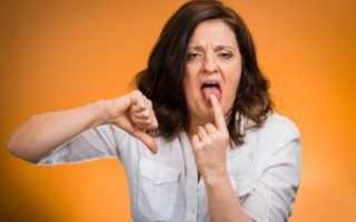 Соленый привкус во рту у детей, женщин и мужчин: причины, что делать