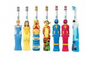 Детская зубная щетка: обычная и электрическая щетка для ребенка от 1 до 3 лет, как выбрать