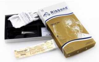 Применение ленты Риббонд (Ribbond) в стоматологии