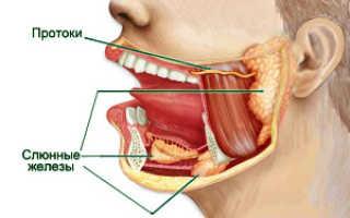 Заболевания, вызывающие повышенную вязкость слюны и их лечение