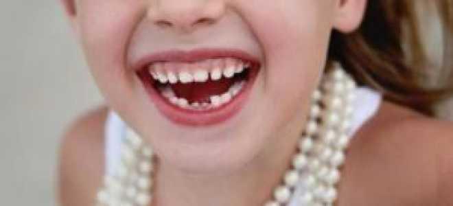 Зачем нужны молочные зубы у детей: схема, название, есть ли нервы