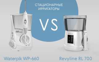 Ирригатор Revyline RL 700 (Ревилайн Рл): отзывы, производитель, насадки