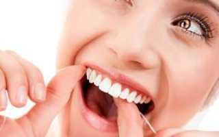 Что такое зубная нить (флосс): виды, применение, отзывы, цена, особенности