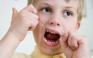 Как правильно пользоваться зубной нитью: советы, что делать, если флосс застрял