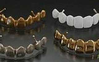 Металлы и сплавы стоматологические для литья, кобальтохромовые, серебряно-палладиевые